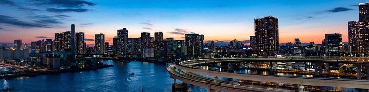 Tokyo är världens fjärde dyraste stad 2017. Foto: Public Domain
