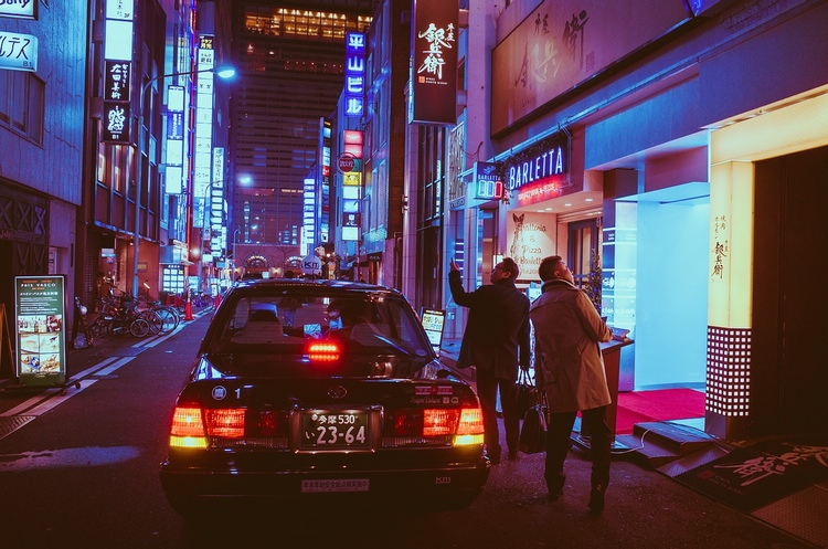 Visst finns det problem för turister i Japan, men förutom språkförbistring så är de flesta problem inte speciellt betungande. Foto: Public Domain