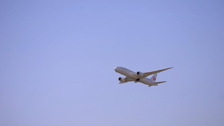 Flygtrafiken till och från Japan ökar nu med 20-30% per år och flygbolagen rustar för att kunna ta hand om alla som vill besöka landet.  Foto: Public Domain