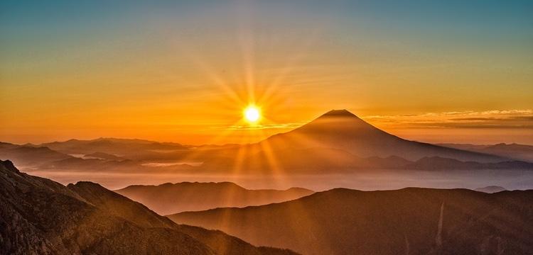 Kanske världens vackraste berg?  Foto: Public Domain