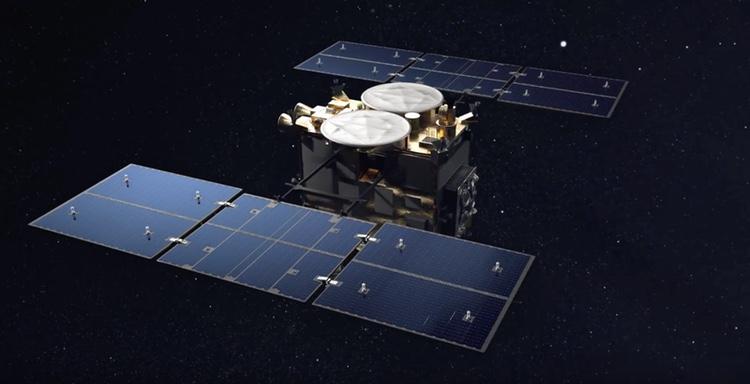 Hayabusa 2 är en japansk rymdsond som just nu utforskar en asteroid