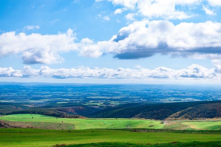 Hokkaido är den del av Japan som klimat- och scenerimässigt mest liknar norra Europa.  Foto: Public Domain