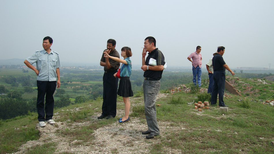 Site Visit#3 - outside of handan china