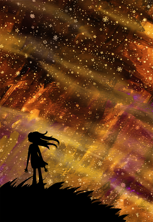 stargazingwebyellow