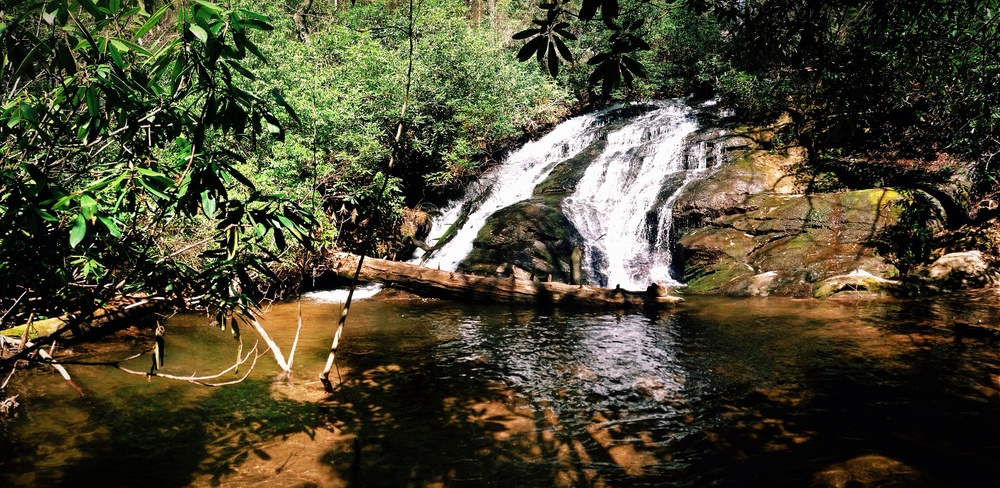 Long Creek Falls