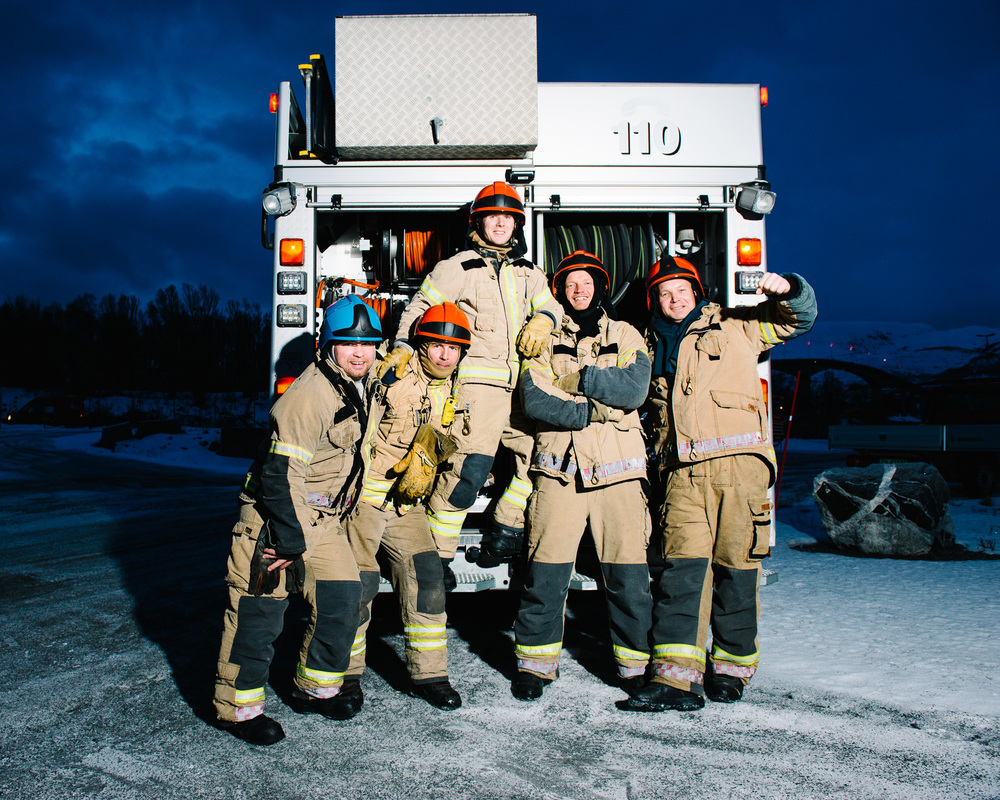 Firefighters - Tromsø Kommune