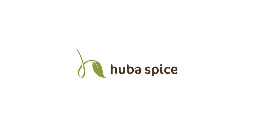 huba-spice-logo-design-06