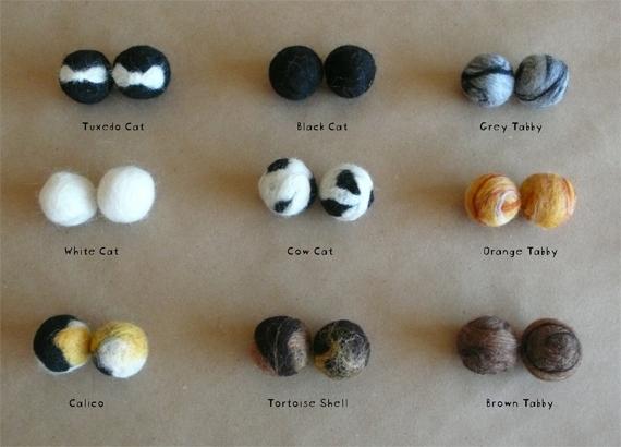 Crude craft cat balls shastablasta wraps presents well