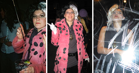 "2007 Young Cruella de Vil/ the young ""ella"" would totally take selfies."