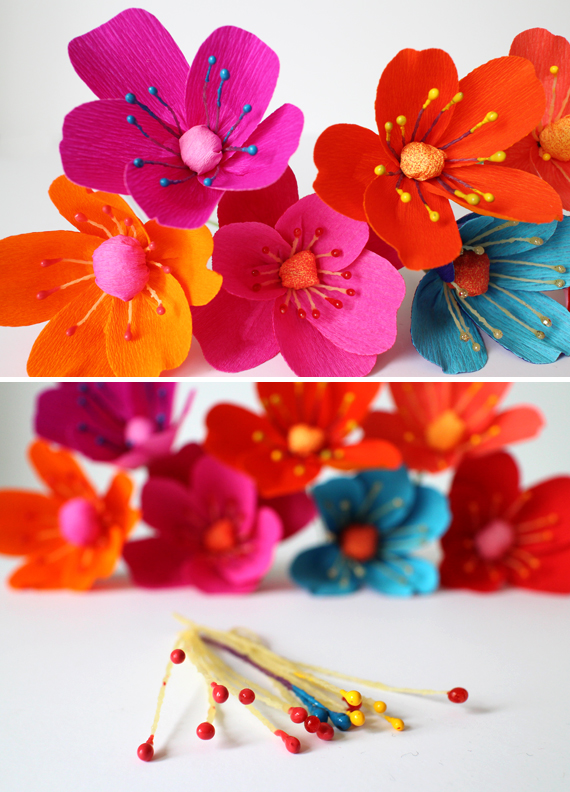 Pip pip hurray diy paper flower stamen shastablasta wraps diy paper flower stamen mightylinksfo