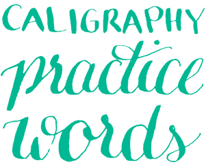 CalligraphyPracticeWords_New.jpg