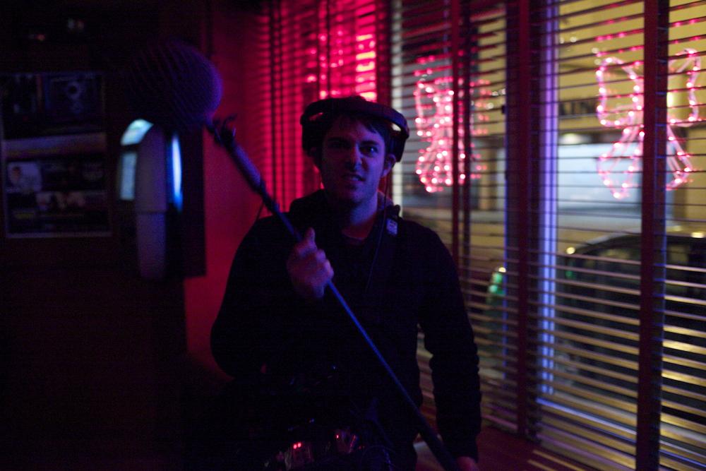 Recording Steve Shubert
