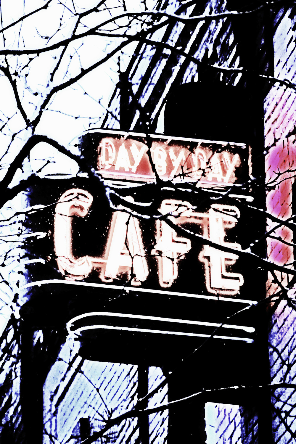 Day by Day Cafe, St Paul