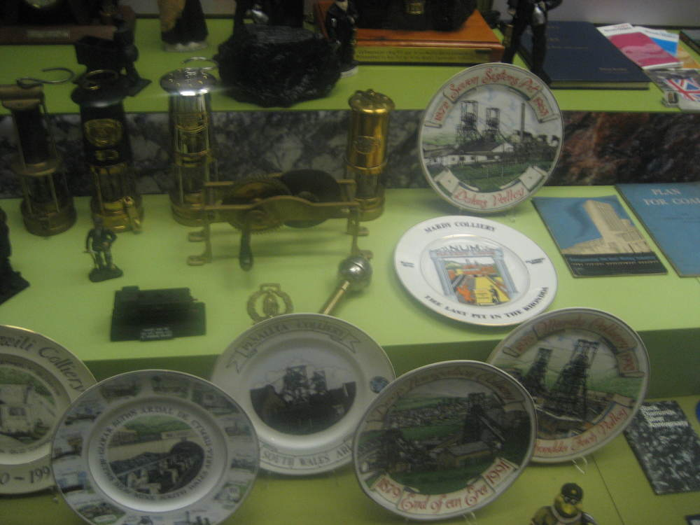 Part of the Miners Museum