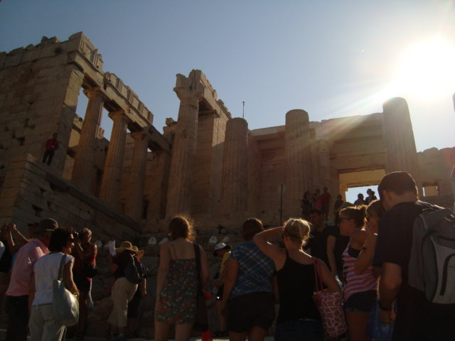 our group walking up the acropolis.jpg