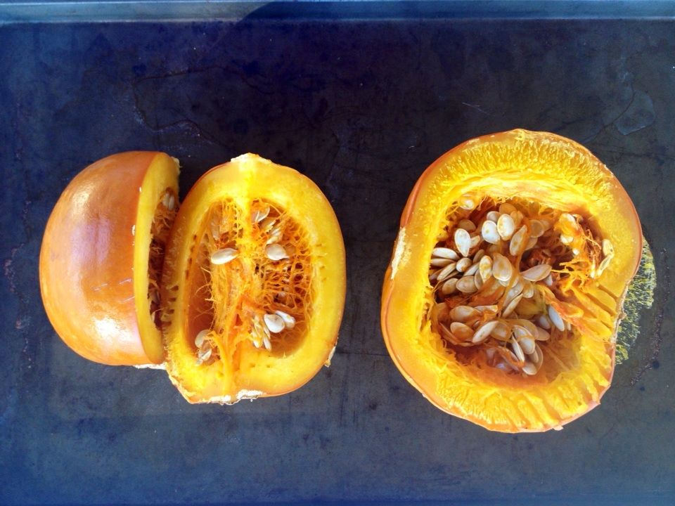 How to: Pumpkin Puree