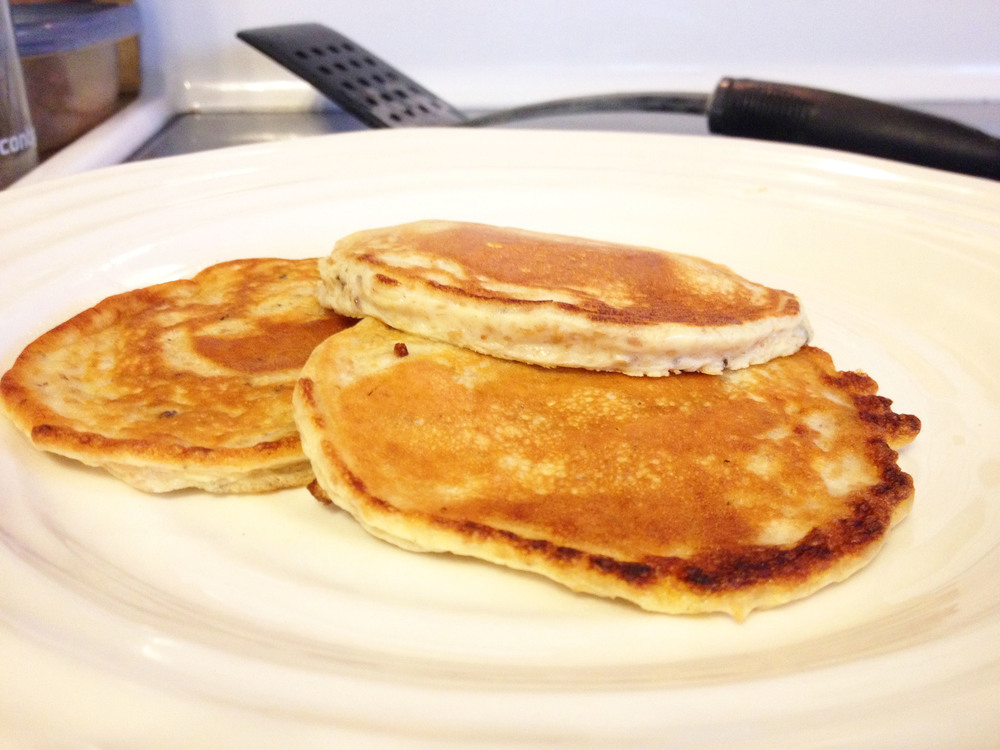 Making Protein Pancakes has never been easier or more delicious!
