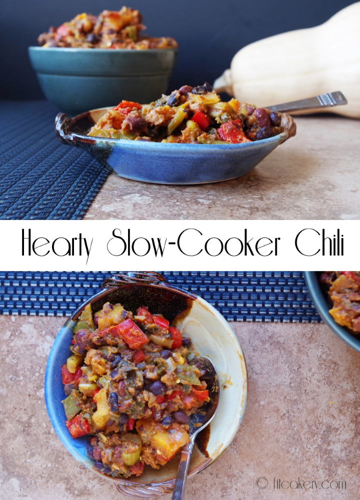 The best slow-cooker dish to make this fall, filled with seasonal farmers' market produce! #fallrecipes #healthycooking