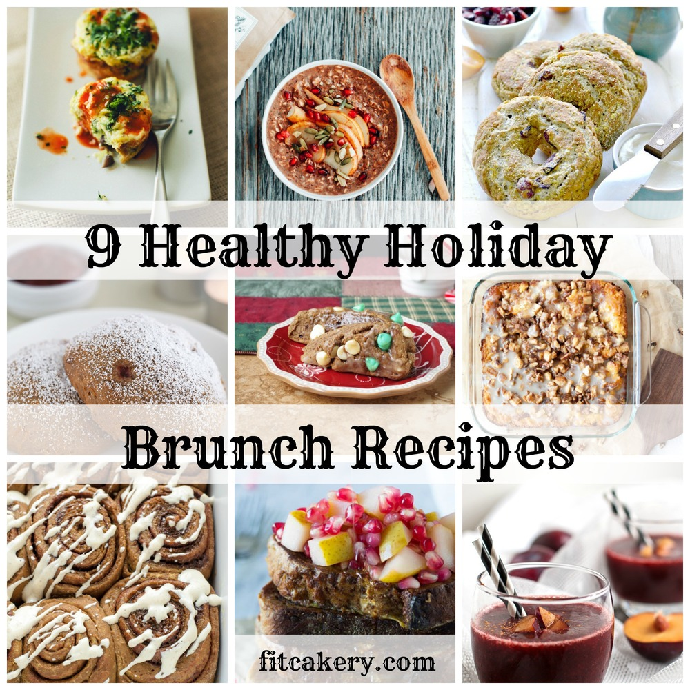 Recipes to make for the family when they're in town - they won't even know they're healthier! #healthyholidays