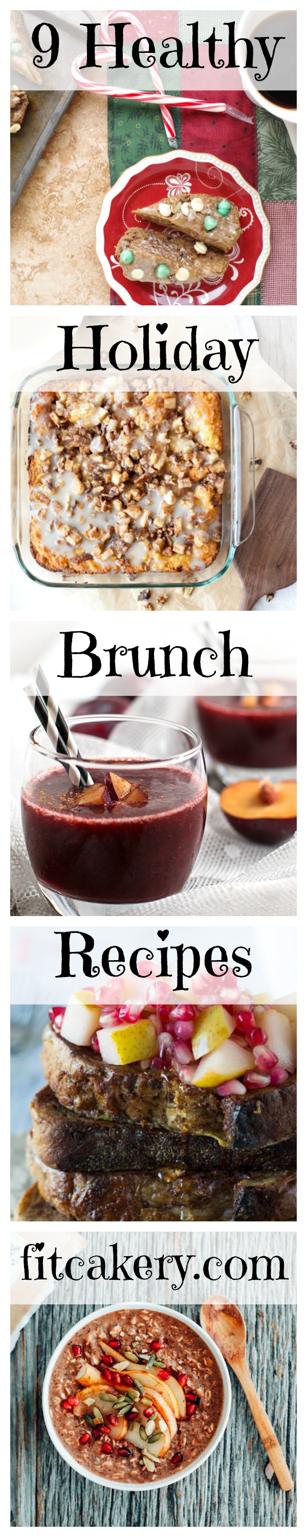 Of course I want to do brunch! These recipes even make it super healthy! #holidayrecipes