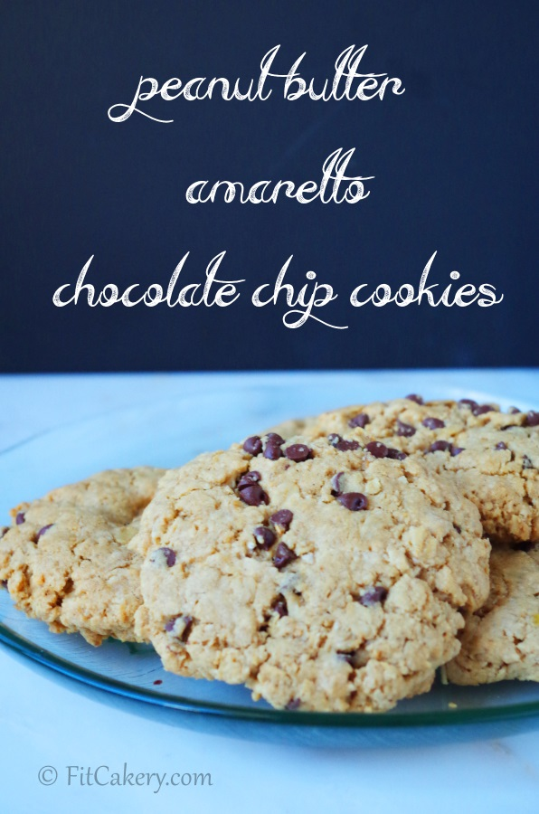 Peanut Butter Chocolate Chip Cookies: gluten-free, dairy-free, and delicious! - FitCakery.com