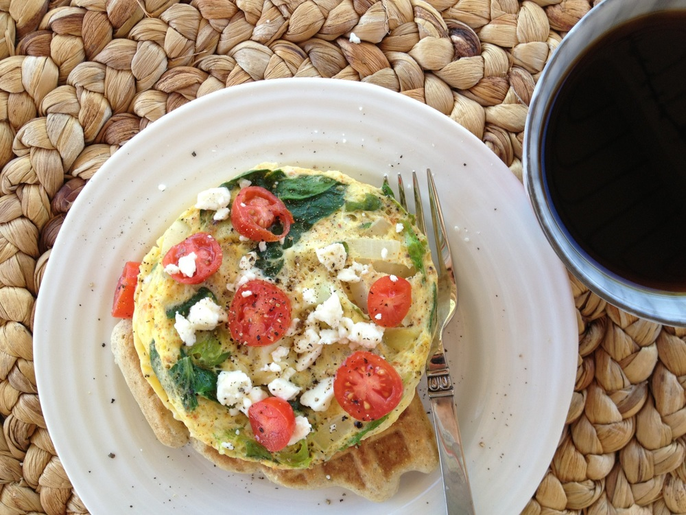 Mini Frittata for Quick + Healthy Breakfasts - FitCakery.com