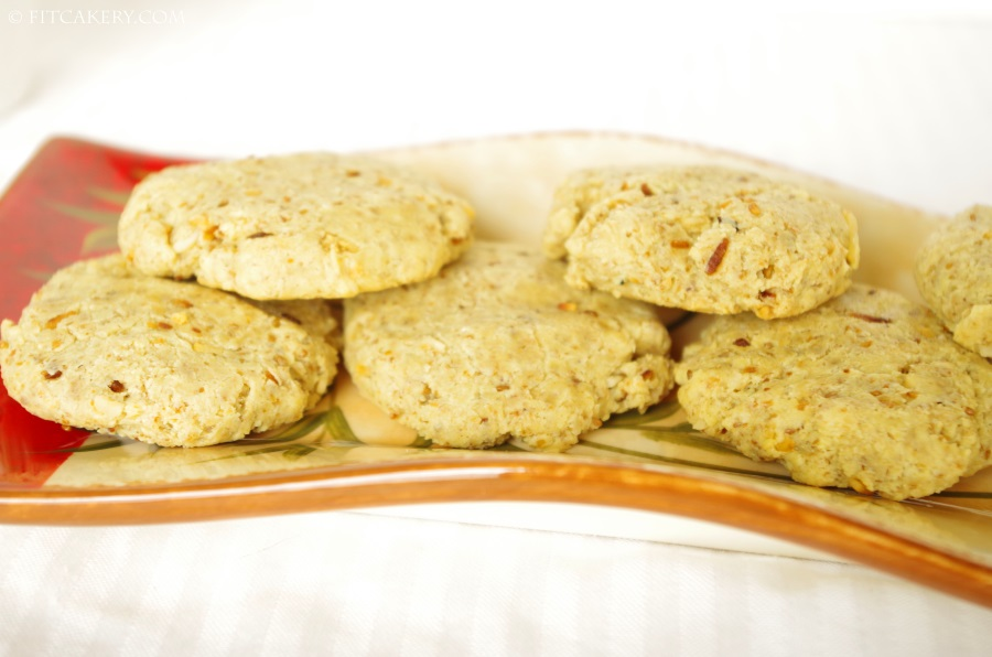 Better Sandies Cookies (gluten-free, low-carb)