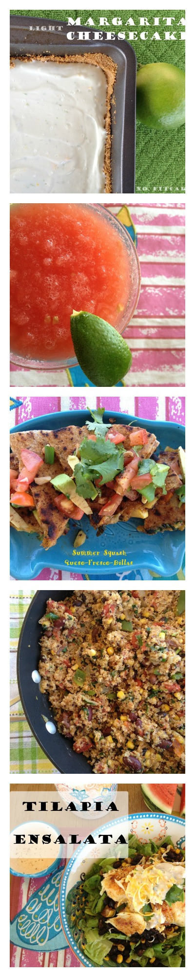 Check out this page  for 5 great Cinco de Mayo recipes that help you stick to your healthy eating habits!