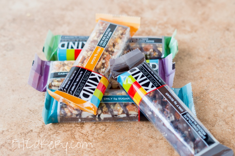 KIND bars are so delicious!