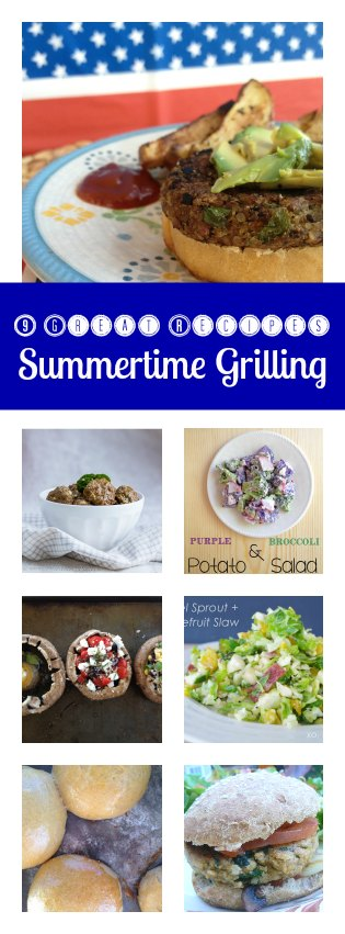 9 Great Recipes for Summertime Grilling! [For everyone!] | FitCakery.com