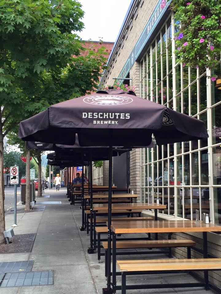Portland Deschutes Brewery