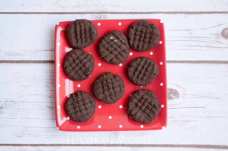 No-Bake Carob Brownie Bites | vegan, gluten-free, AIP, paleo | FitCakery.com