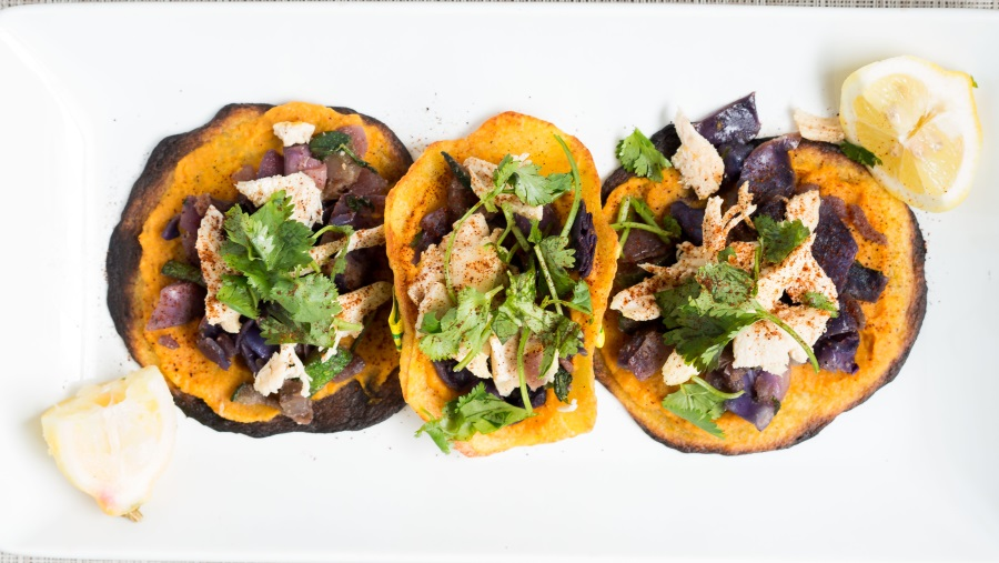Plantain Tostadas and Tortillas - gluten-free, paleo, AIP, vegan recipe | Fitcakery.com