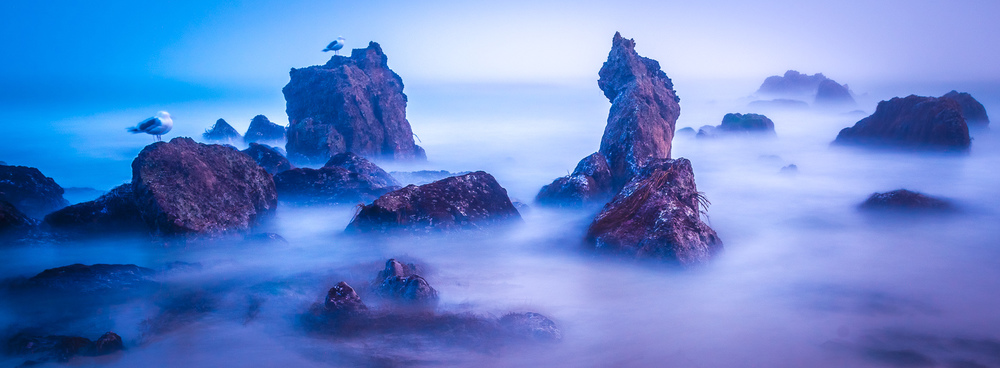 Nikon D800 17-35 2.8 iSO 100 180 sec. f8 with Lee Big Stopper