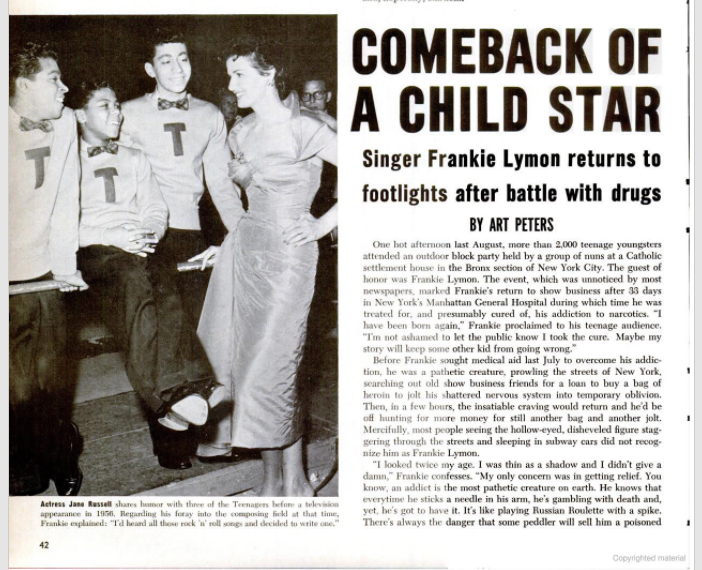 Image via Ebony magazine (January 1967)