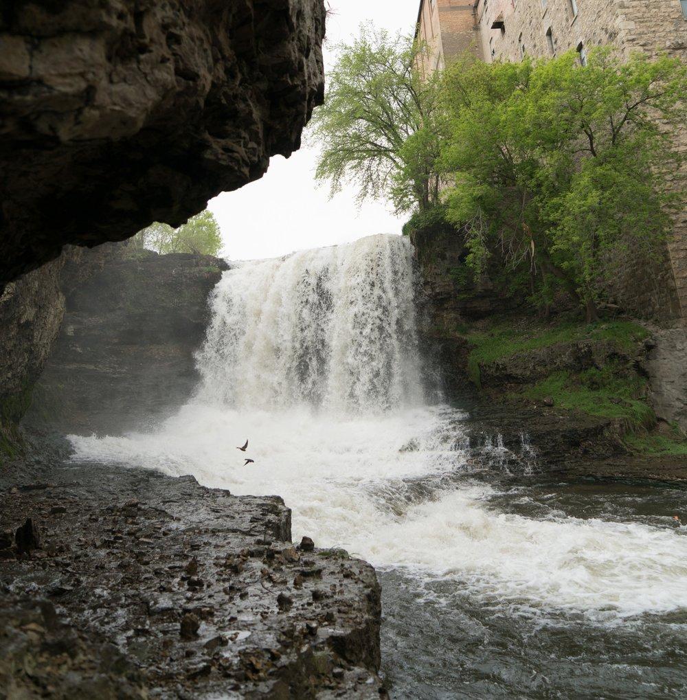 A Trip in Minnesota: Vermillion Falls Park -