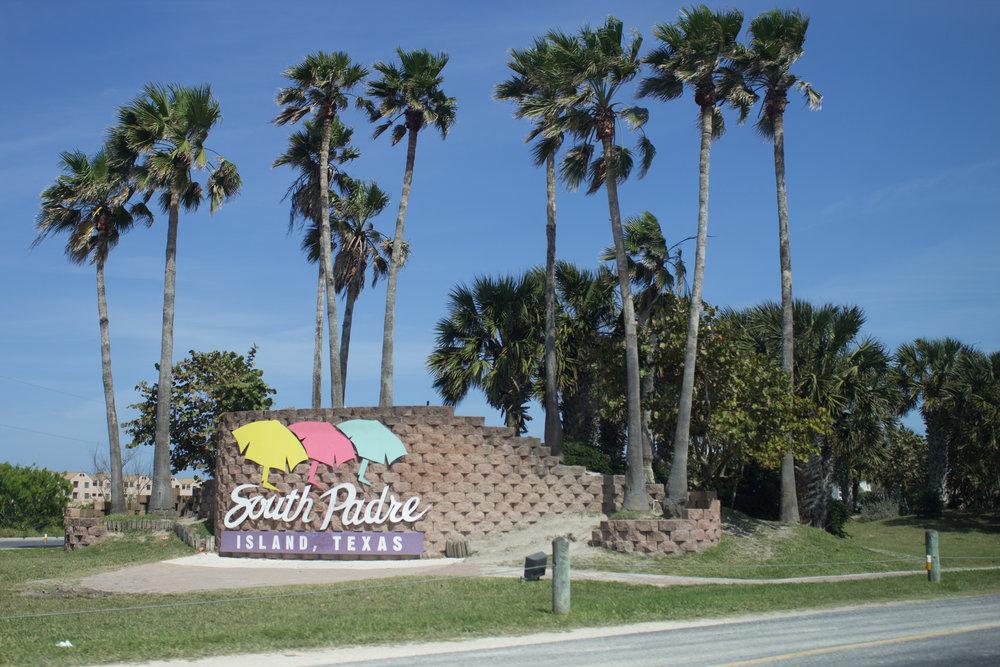 A Trip to:South Padre Island -