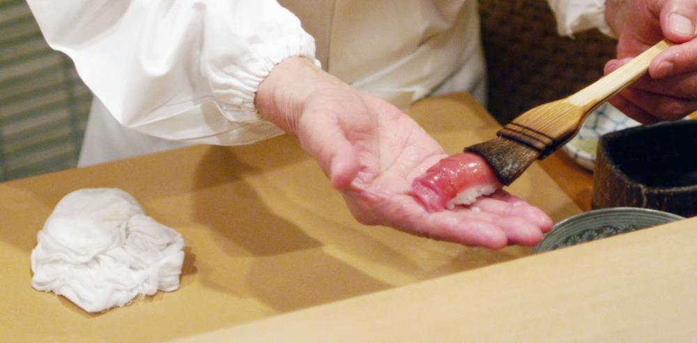 Still image fromJIro Dreams of Sushi