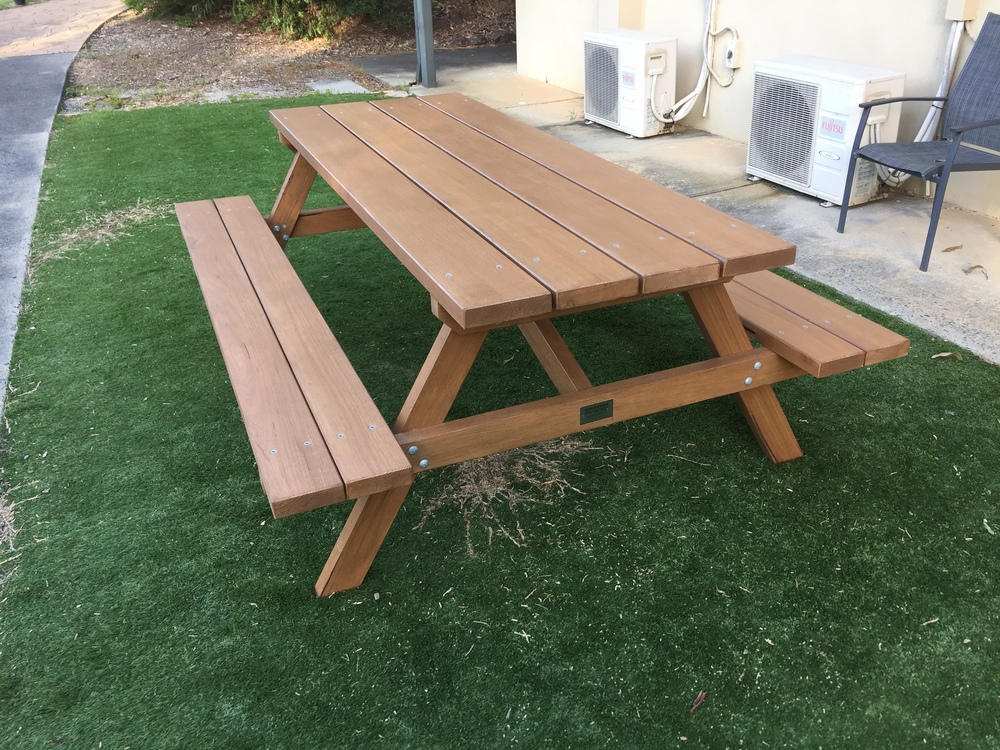 Attrayant Hand Crafted Picnic Tables Made In Melbourne