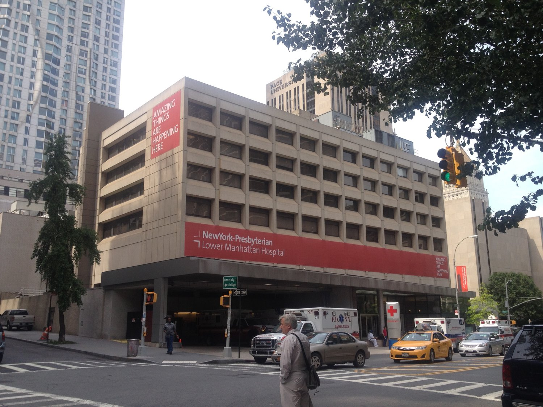 Newyork Presbyterian Grace Wu