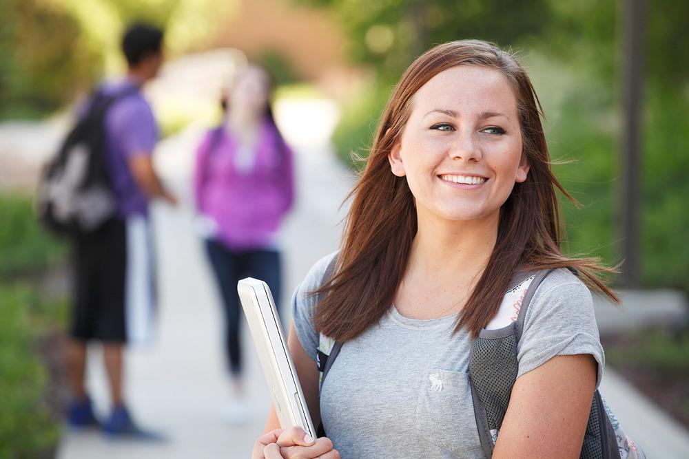 Emma at Weber State University
