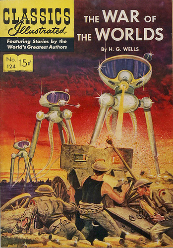 The War of the Worlds byMarxchivist