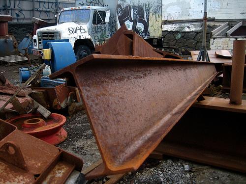 Scrap Yard byborkur.net