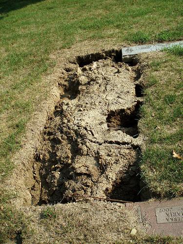 Fresh Grave byEddie~S