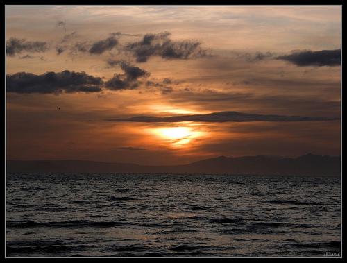 The Dark Ocean byThaasH