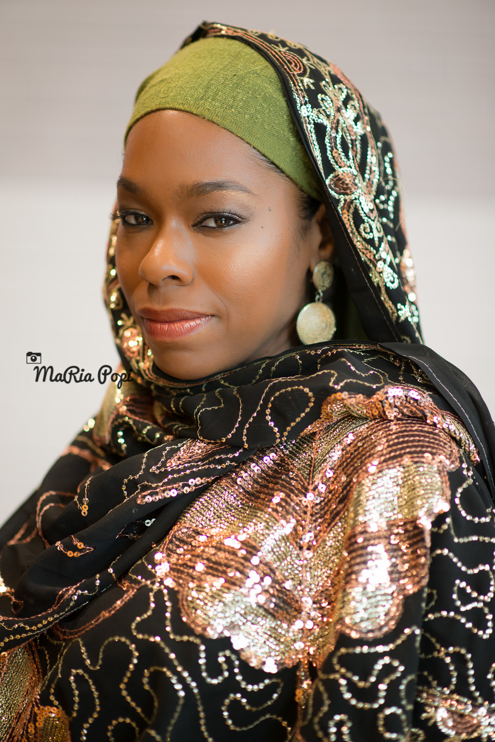 The Host - Tasleem Jamila - world renowned author, inspirational speaker , poet and writer.