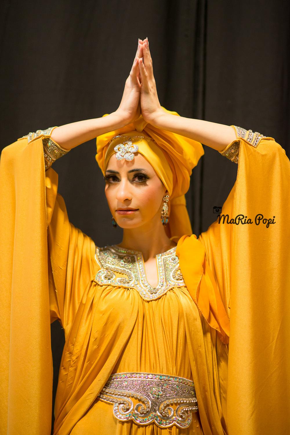Model Ramea Almubarak