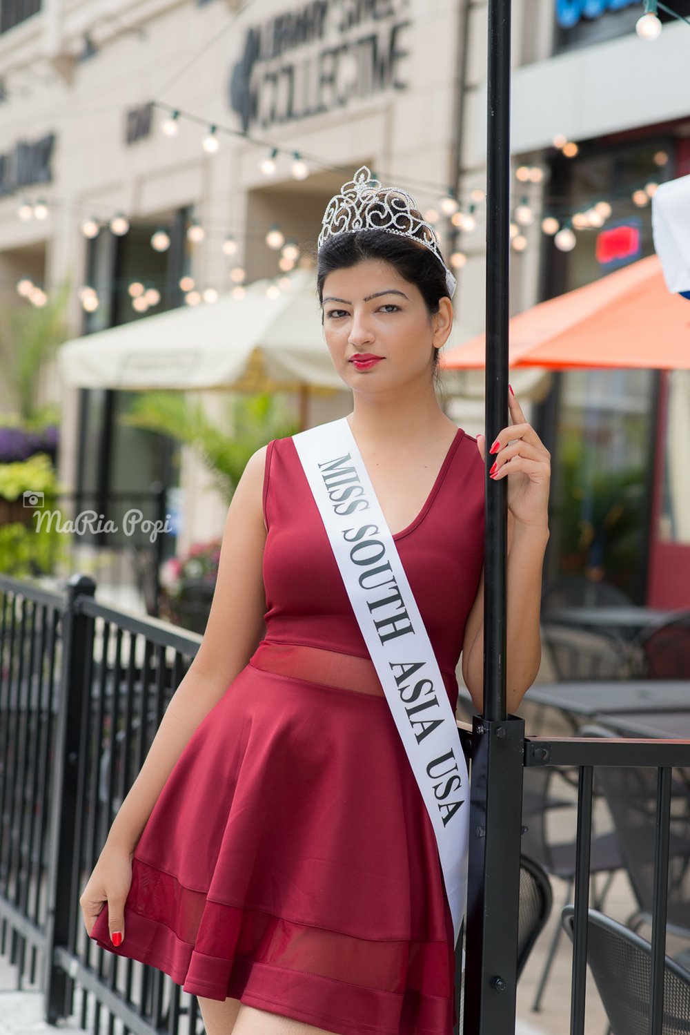 Miss South ASIA USA - Veena Gurbani
