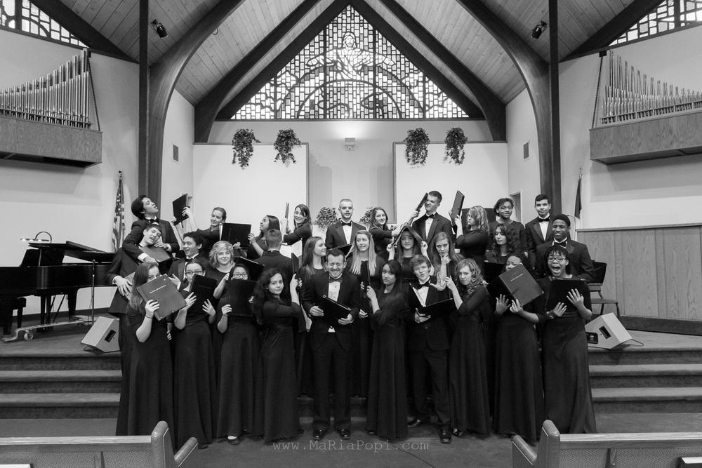 GLAA Chamber Singers  Musical Director: ERWIN NANASI