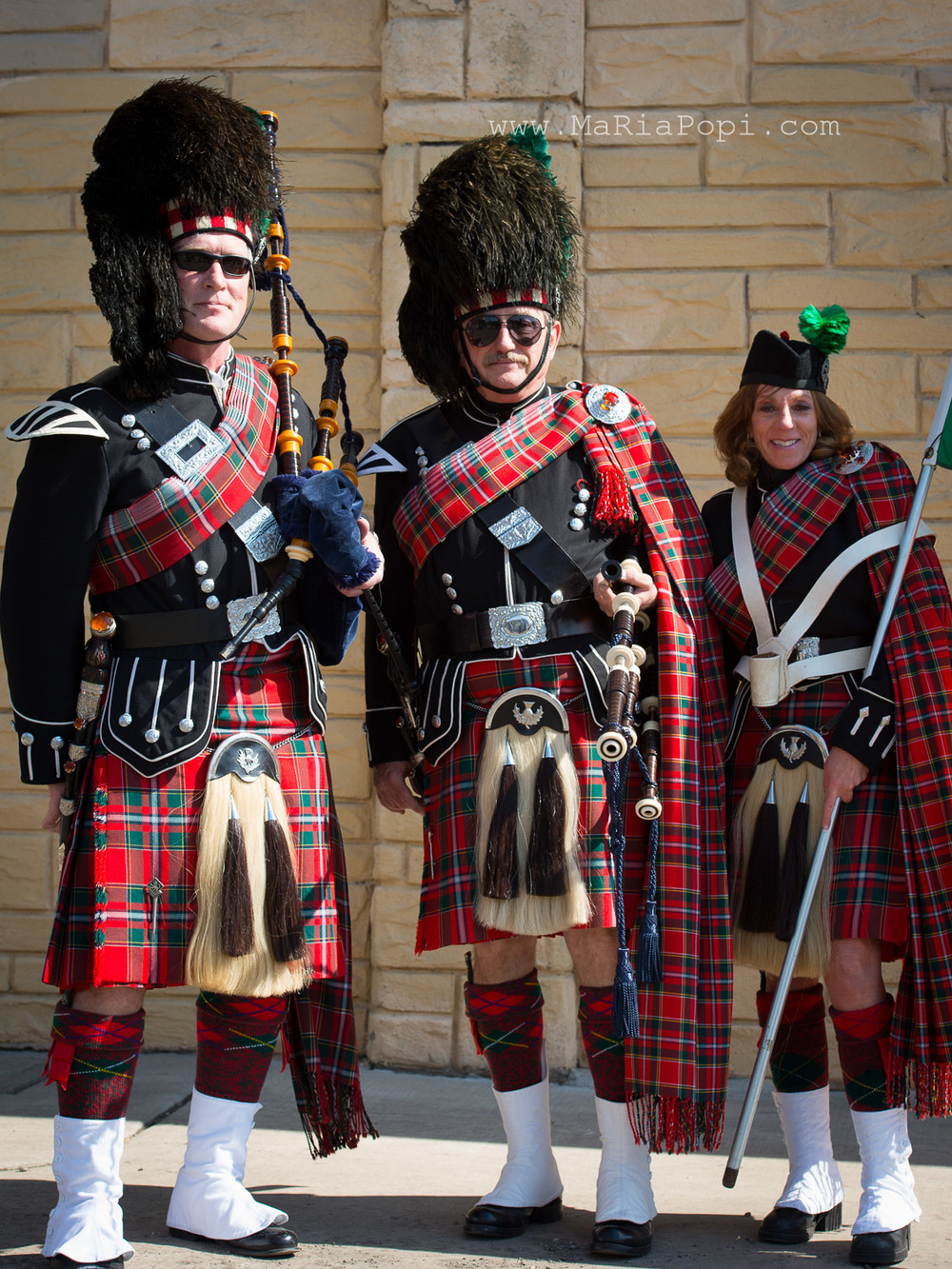 Celtic Pipes and Drums - Michigan